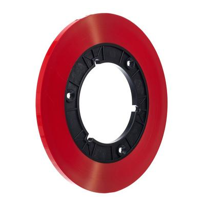 Splicit Leader Tape Red 1/4