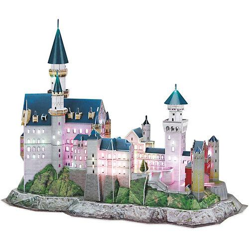 3D-Puzzle Schloss Neuschwanstein-LED Edition