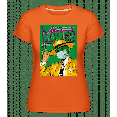 Masker - Shirtinator Frauen T-Shirt
