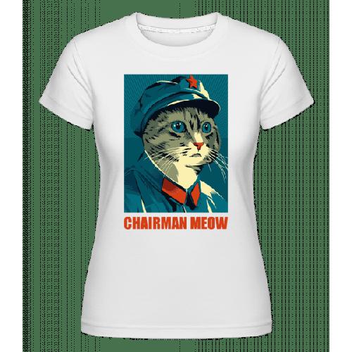 Chairman Meow - Shirtinator Frauen T-Shirt