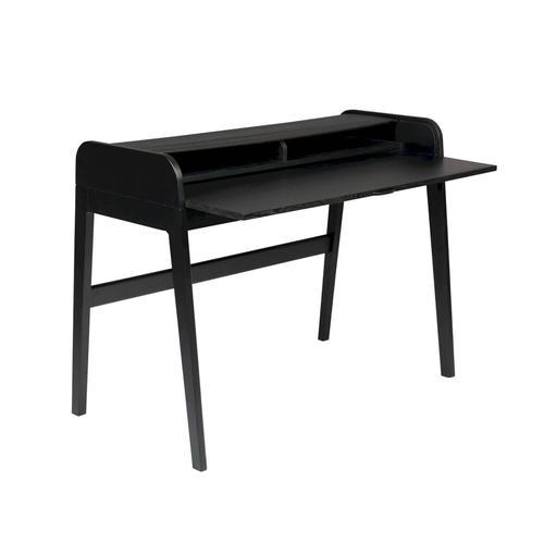 Zuiver »Barbier« Schreibtisch schwarz schwarz