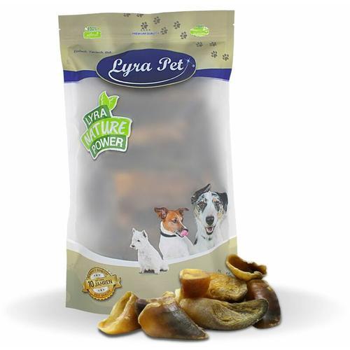 500 Stk. Lyra Pet® Rinderhufe ca. 22,5 kg