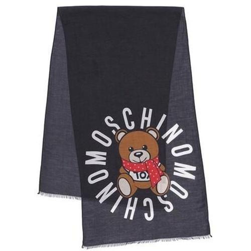 Moschino Tücher & Schals - Scarf - in schwarz - für Damen