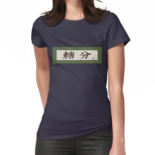 Gintama - Zuckergehalt Kalligraphie Frauen T-Shirt