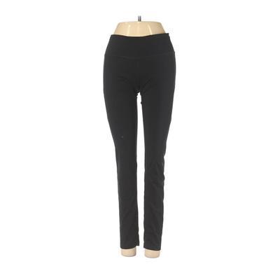 Active Pants - Low Rise: Black A...