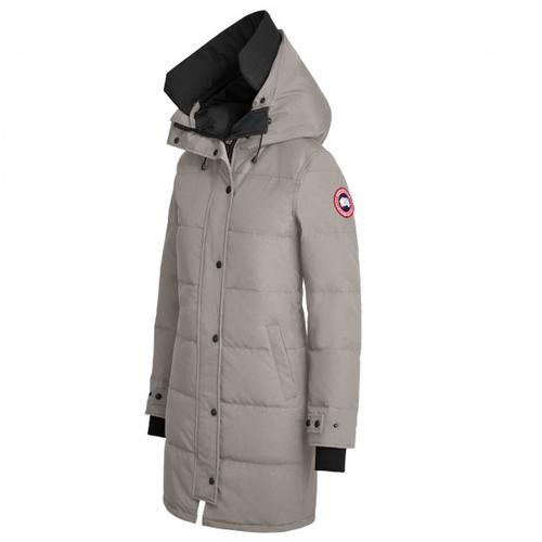 Canada Goose - Women's Shelburne Parka - Winterjacke Gr S grau