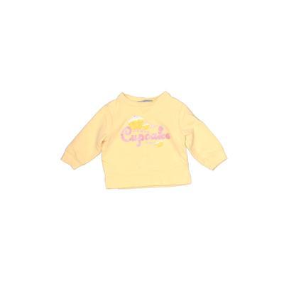Koala Kids - Koala Kids Pullover Sweater: Yellow Tops - Size 24 Month