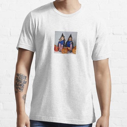 doppelte doppelte Arbeit und Ärger Essential T-Shirt