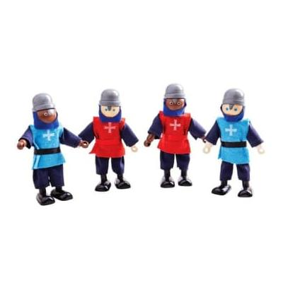 Bigjigs Toys - Medieval Knights Toys