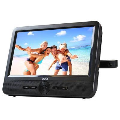 DVD Portable D-JIX PVS 906-70 Si...