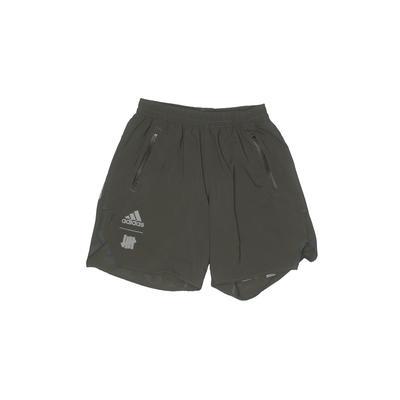 Adidas Athletic Shorts: Gray Col...
