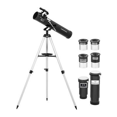 Uniprodo Teleskop - Ø 76 mm - 70...