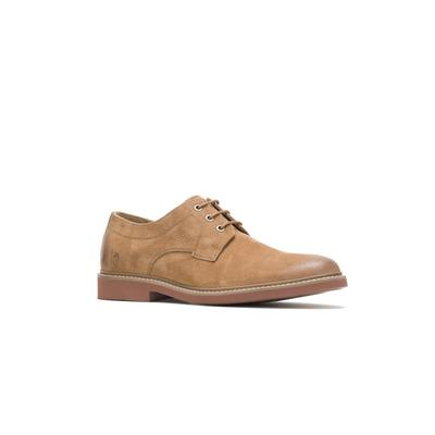 Men's Hush Puppies Detroit PT Oxfords by Hush Puppies in Chestnut Suede (Size 8 M)