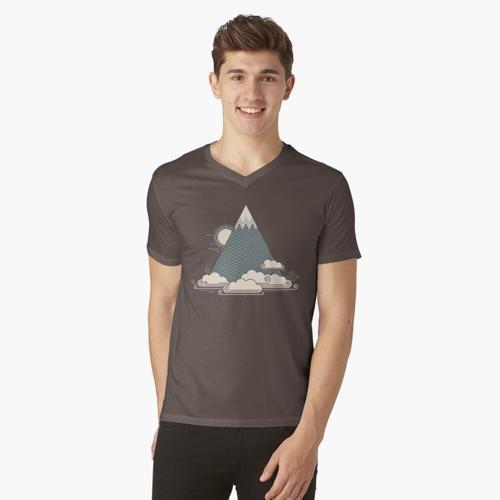Wolkenberg t-shirt:vneck
