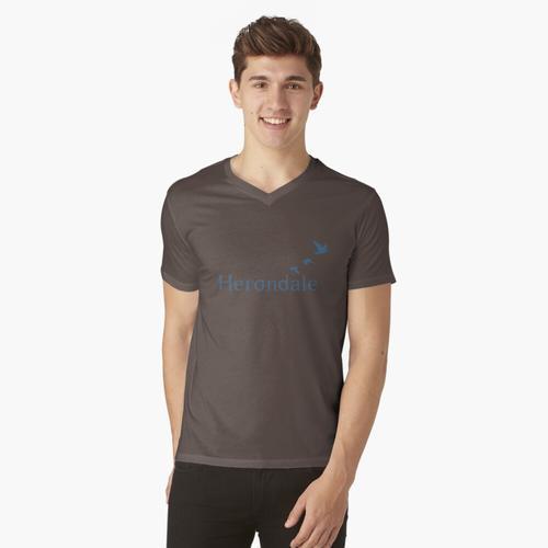 Herondale t-shirt:vneck