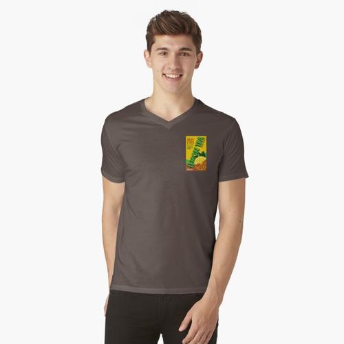 Vita Zitronentee t-shirt:vneck