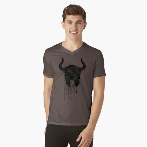 Nordmänner t-shirt:vneck