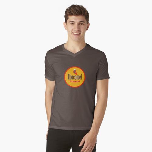 Chocomel - Der Einzige t-shirt:vneck