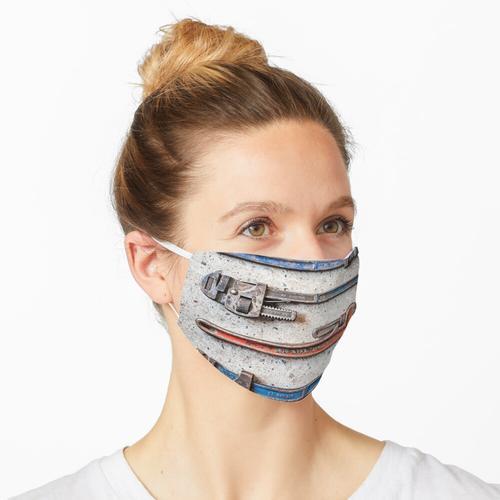 Rohrzangen Maske