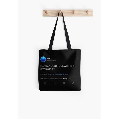 Kanye Tweet Tasche