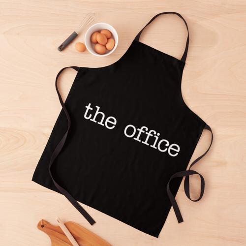 Das Bürozeichen Schürze
