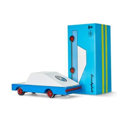 Candylab - Blue Racer Car