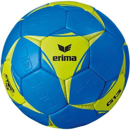 ERIMA Handball SG Flensburg-Handewitt/ TBV Lemgo Gr.3, Größe 3 in Blau/Lime