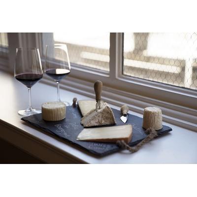 90 Point Wine & Slate Cheese Board Gift Set