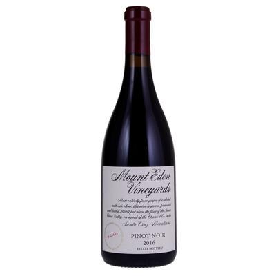 Mount Eden Vineyards Estate Pinot Noir (1.5 Liter Magnum) 2016 Red Wine - California