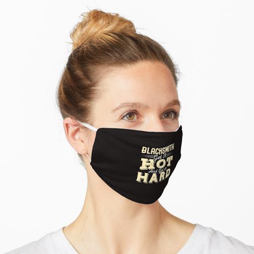 Stahlwerkzeuge Maske