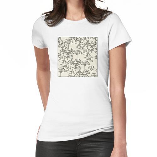 GINKGO-BLÄTTER Frauen T-Shirt