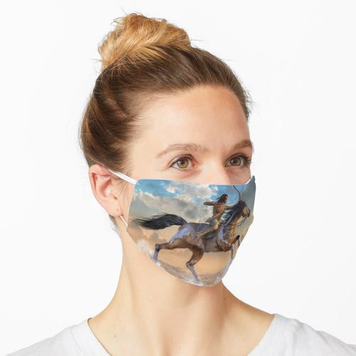 Mokassins Maske