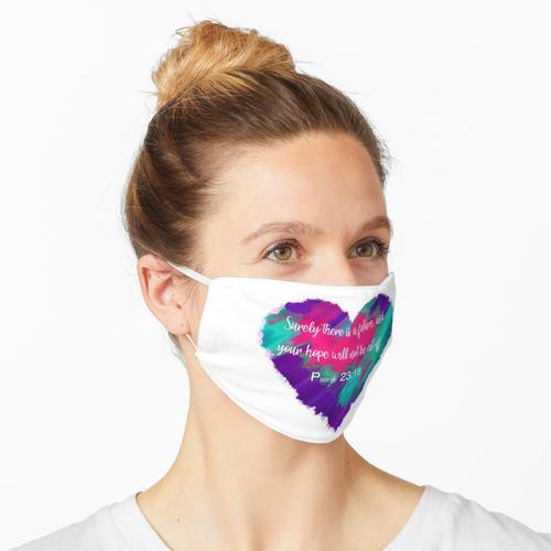 Sprichwörter 23 Maske