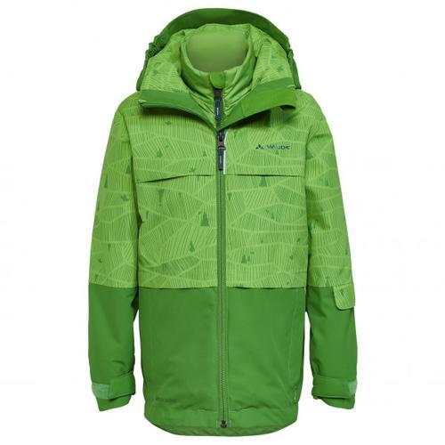 Vaude - Kid's Snow Cup 3in1 Jacket II - Doppeljacke Gr 92 grün/oliv