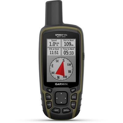 Garmin GPSMAP 65s GPS in schwarz...