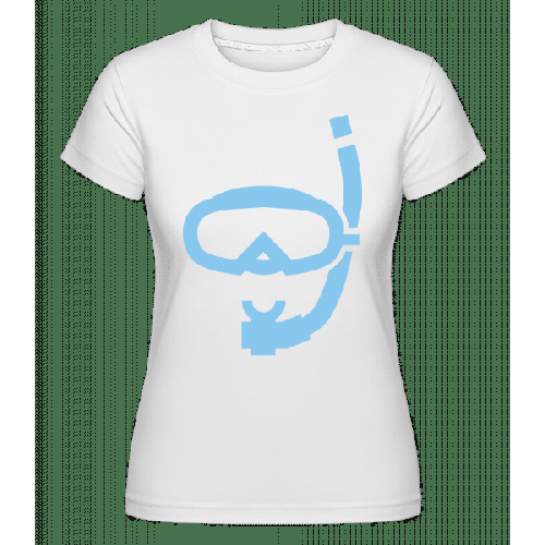 Taucherbrille - Shirtinator Frauen T-Shirt