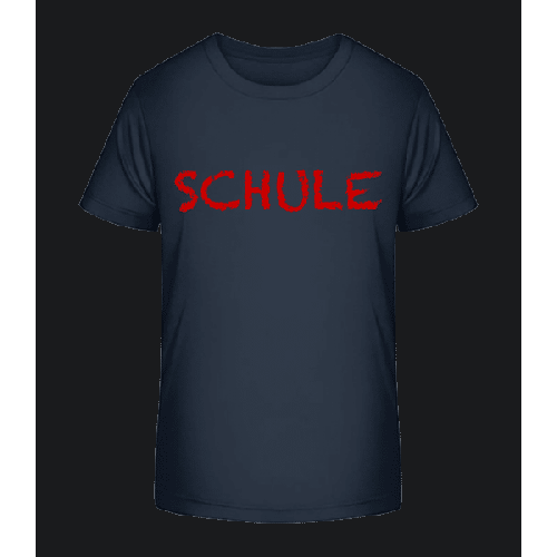 Schule - Kinder Premium Bio T-Shirt