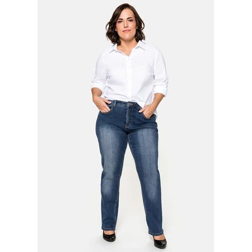 Shaping-Jeans Sheego blue Denim