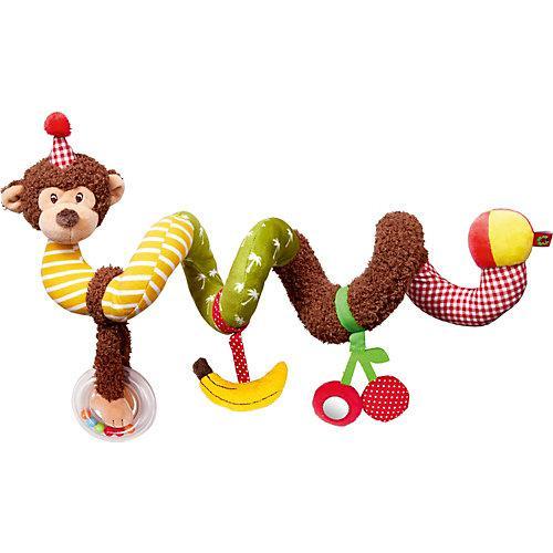 BabyGlück: Activity-Spirale Affe