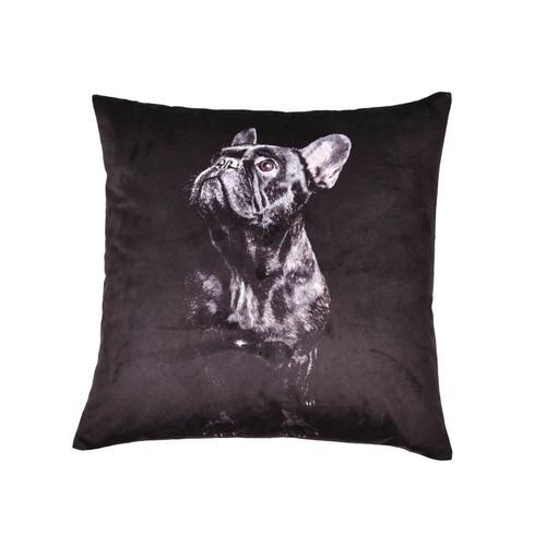 La Casa »Bulldogge« Dekokissen 45x45 cm
