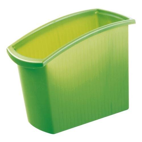 Papierkorb »Mondo« 18 Liter grün, HAN, 19.5x49.2x45.8 cm