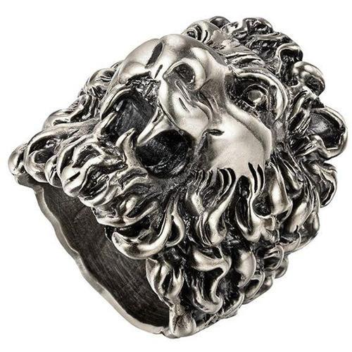 Gucci Ring mit Löwenkopf