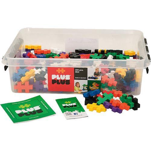 PlusPlus® Midi Basic Set in Box, bunt