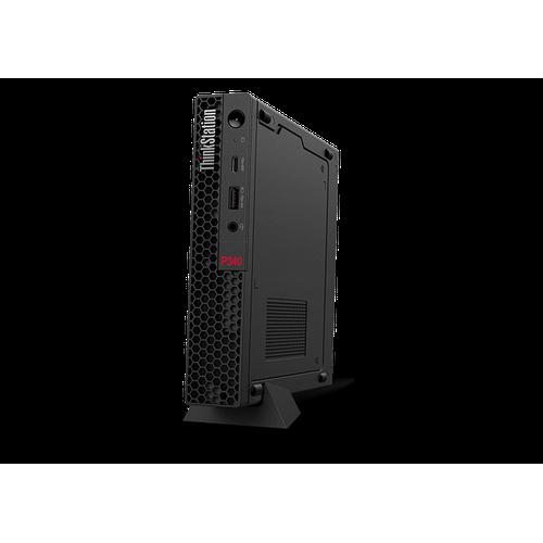 Lenovo ThinkStation P340 Tiny Intel® Core? i9-10900T Prozessor der 10. Generation mit vPro? 1,90 GHz, 10 Kerne, 20 Threads, 20 MB Cache, 35W, DDR4-2933, Windows 10 Pro 64 Bit, 1 TB M.2 2280 SSD