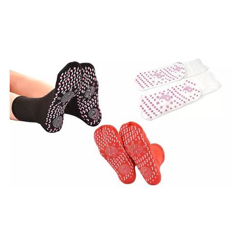 Turmalin-Socken: Rot/1