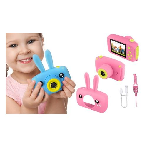 Kinder-Digitalkamera : Blau/ 32GB SD-Karte