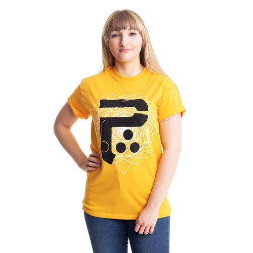 Periphery - Geometric Gold - - T-Shirts