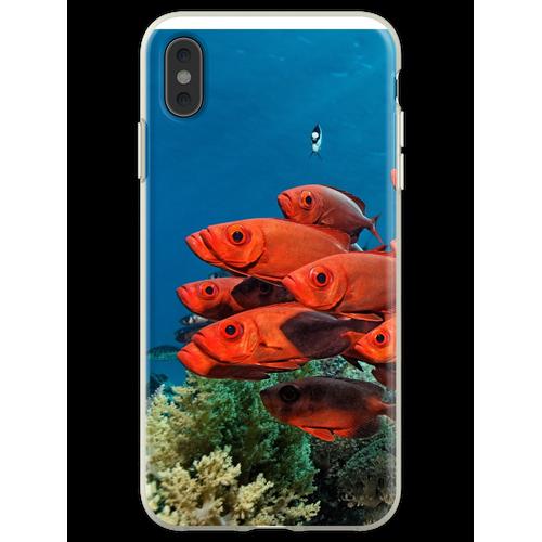 Hurghada Flexible Hülle für iPhone XS Max