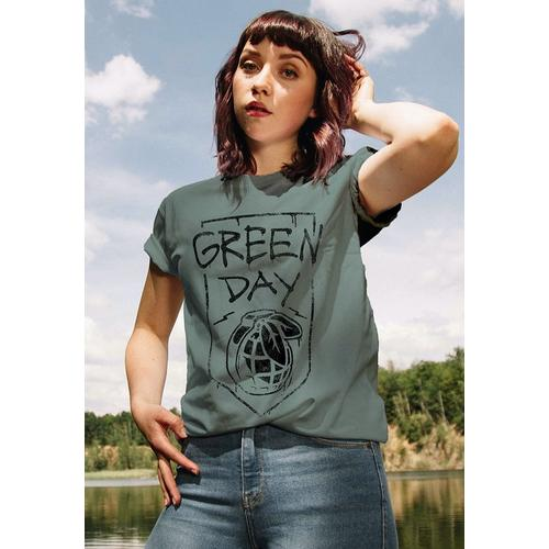 Green Day - Organic Grenade - - T-Shirts
