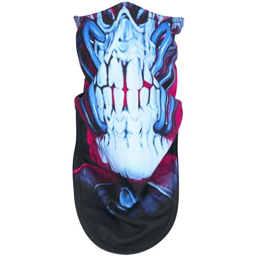 Megadeth Cyber Army Biker Mask Maske - schwarz multicolor - Offizielles Merchandise